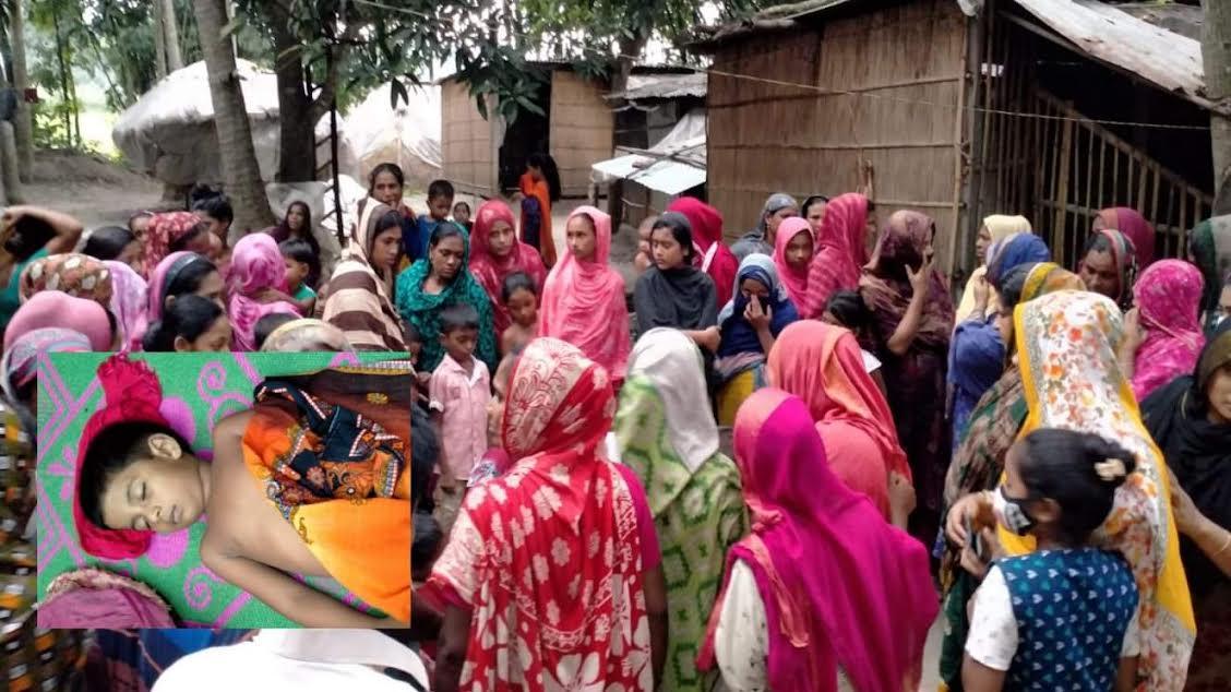 রাজবাড়ীতে অটোরিকসার চাপায় এক শিশু নিহত, চালক খায়রুল আটক