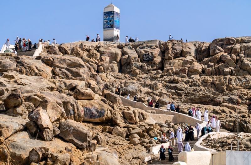বিশ্বের সর্বোচ্চ তাপমাত্রার তালিকার শীর্ষে সৌদি আরবের আরাফাত